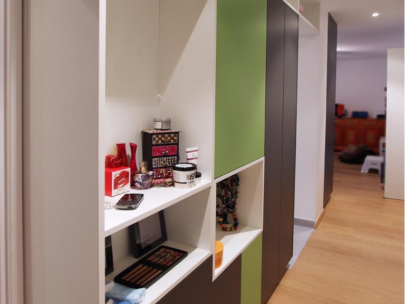 Cr er une cuisine ouverte dans un petit appartement - Creer une cuisine ...