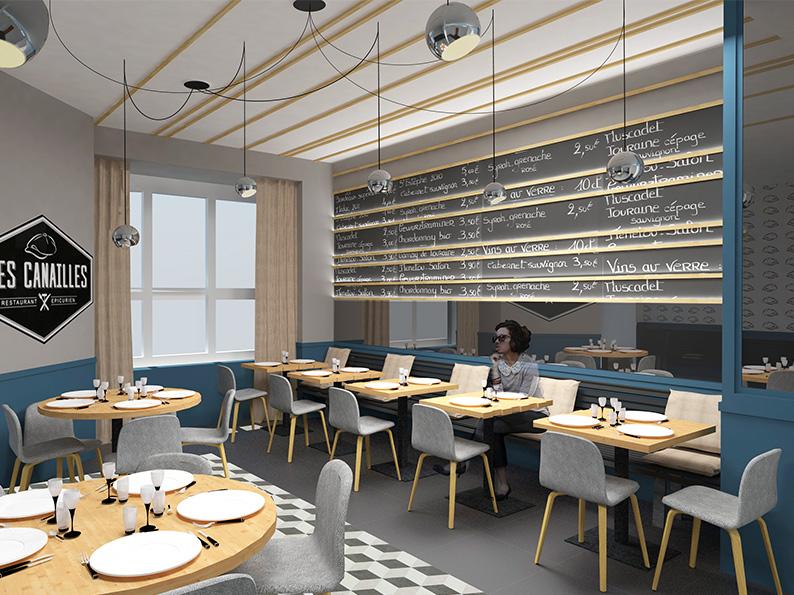 concevoir une salle de restaurant julie chabassier architecte int rieur strasbourg. Black Bedroom Furniture Sets. Home Design Ideas